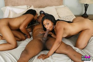 Threesome Black Pictures