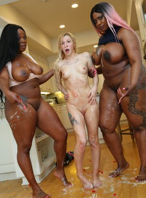 Oiled Black Pictures