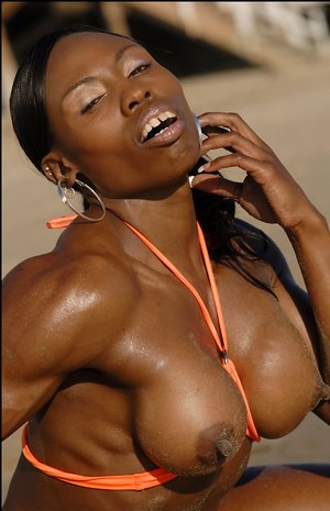 Muscle Black Pictures