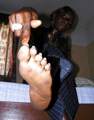 Foot Fetish Black Pictures